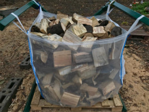 Hardwood LooseLoad Firewood For Sale