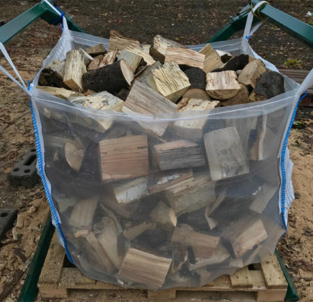 Hardwood LooseLoad Firewood For Sale