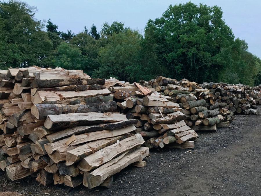 Firewood for Sale Bury St Edmunds