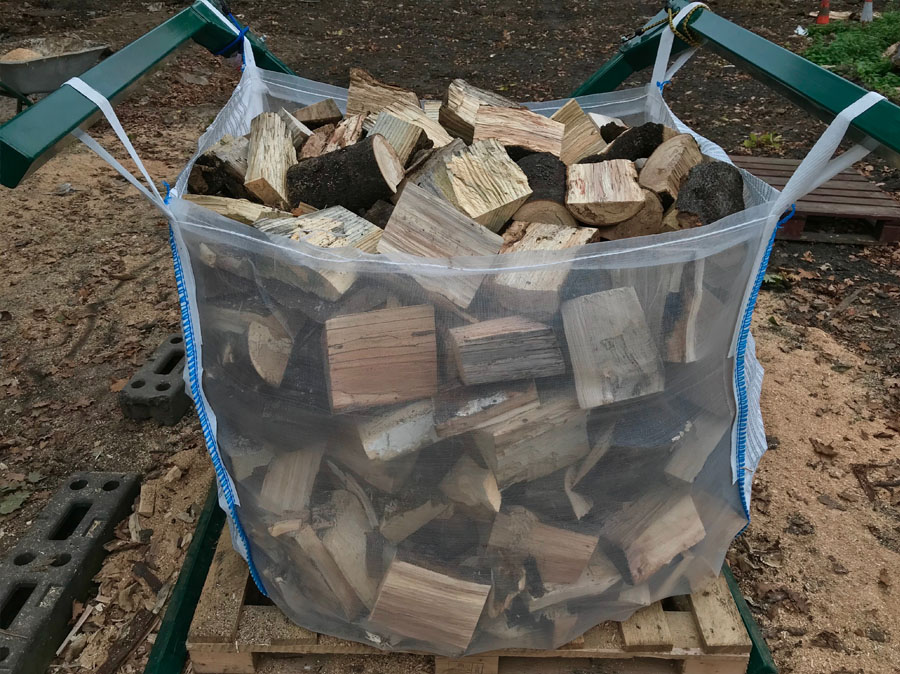 Hardwood Logs Bury St Edmunds Suffolk